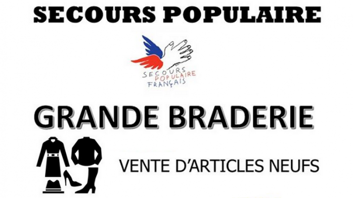 Braderiesecourspopulaire